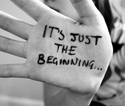 just-beginning